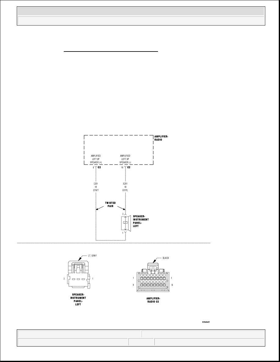 Dodge Nitro Manual Part 273 Wiring