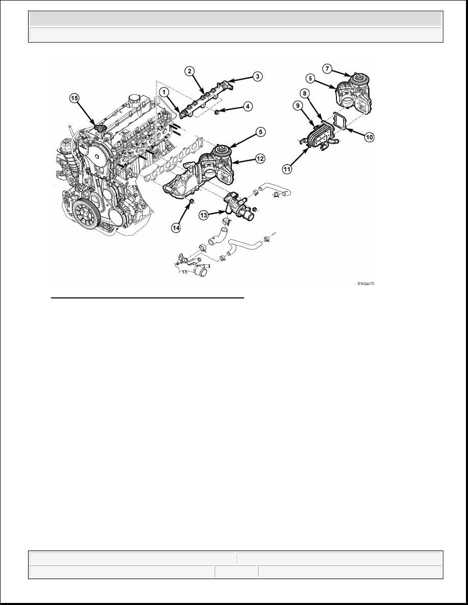 Dodge Nitro Manual Part 671 Engine Diagram Of 2007 Fuel System Fig 62 Exploded View Rail 28l Diesel