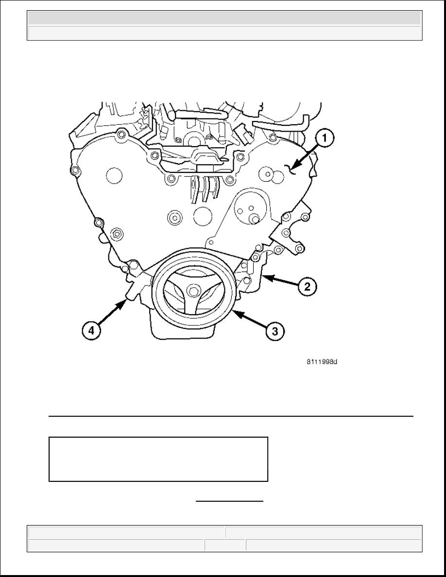 Dodge Nitro. Manual - part 93 07 Dodge Nitro Engine Diagram Front Zinref.ru