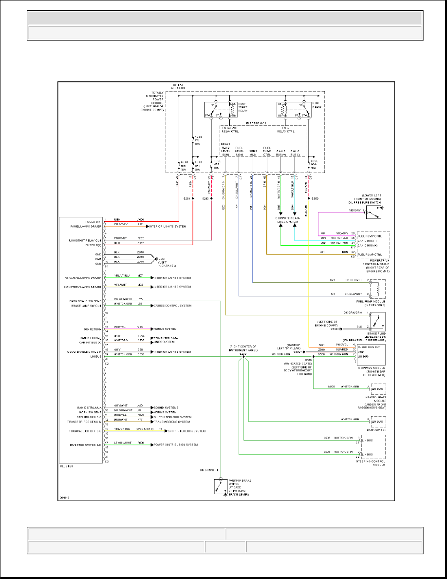 Dodge Nitro Manual Part 994 Engine Diagram