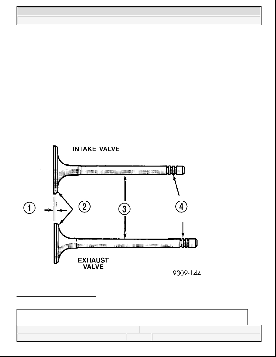 Dodge Nitro Manual Part 101 Forge Welding Diagram Is A One Piece Forging While The Exhaust Valve Has Forged Head With Welded Stem For Lock Groove Hardness Four Valves Two Intake And