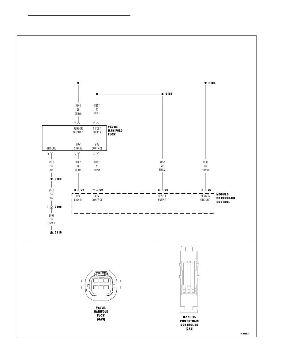 Dodge Caliber. Manual - part 854Zinref.ru