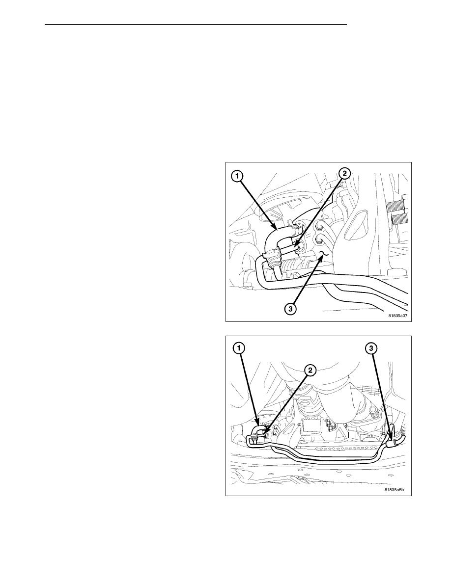 dodge caliber manual part 1173 GM Power Steering Pump Diagram