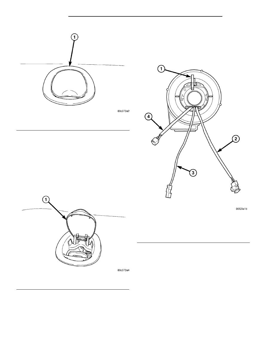 [DIAGRAM_3ER]  Dodge Neon / Neon SRT-4. Manual - part 108 | Dodge Neon Horn Wiring |  | Zinref.ru