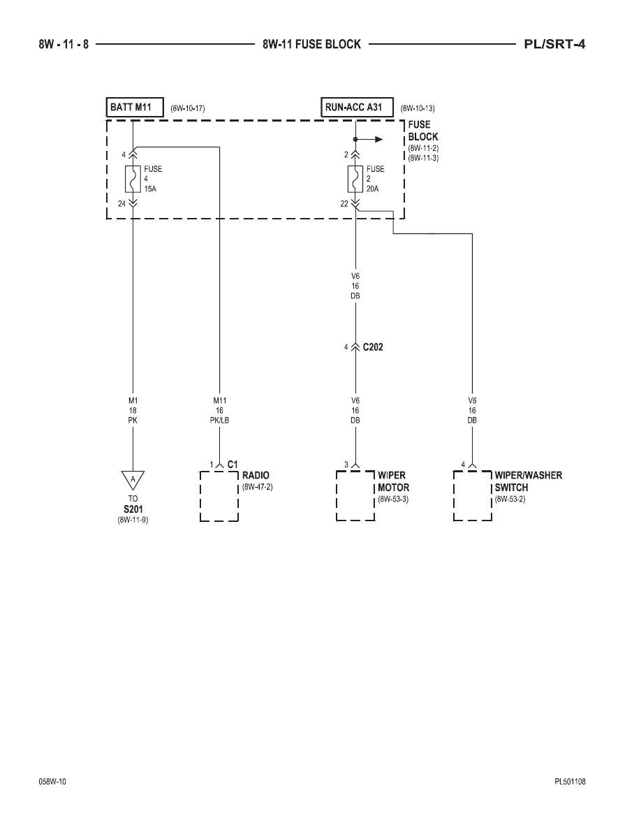 Dodge Neon Srt 4 Manual Part 131 Fuse Box