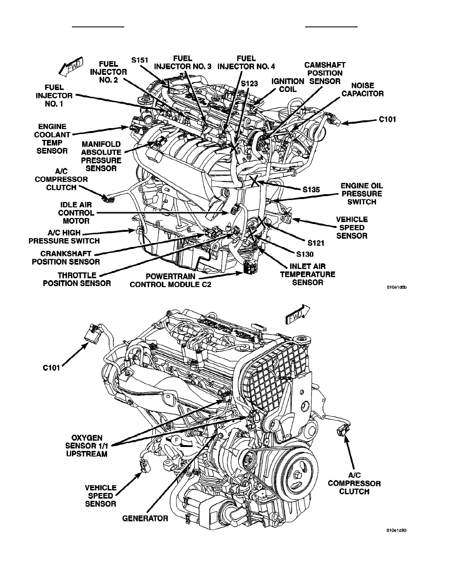 2004 dodge stratu engine diagram
