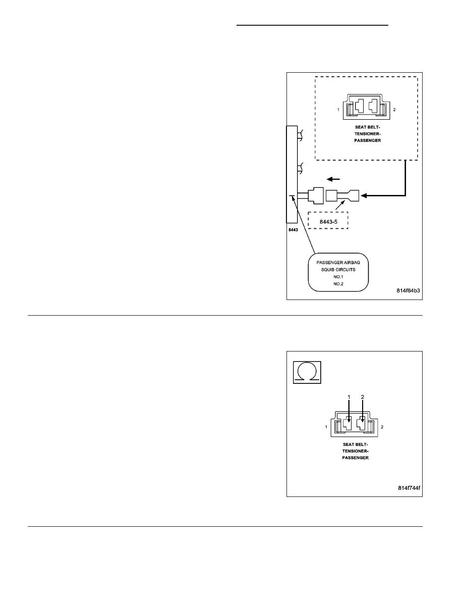 Dodge Ram Truck 1500 2500 3500 Manual Part 534 Belt Tensioner Diagram Passenger Seat Circuit Short Continued