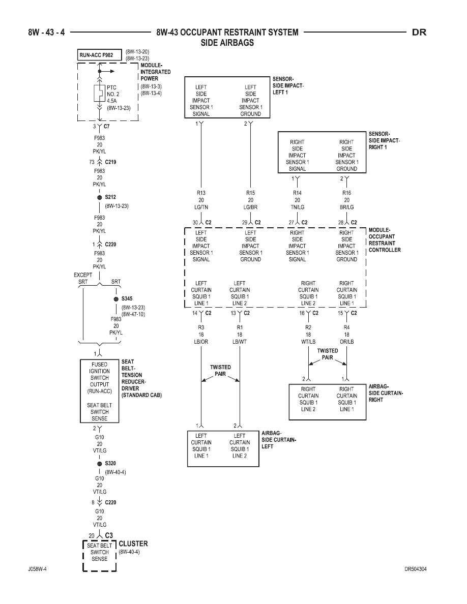 Nett Dodge Ram Schaltplan Ideen - Der Schaltplan - triangre.info