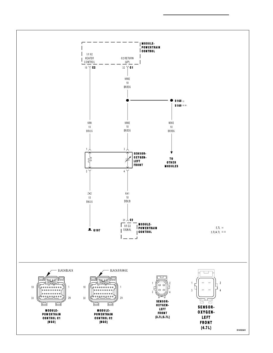 Wiring Diagram Oxygen Sensor Dodge Ram 4 Wire Denso Truck 1500 2500 3500 Manual Part 809 Rh Zinref Ru Gm Diagrams Bosch O2