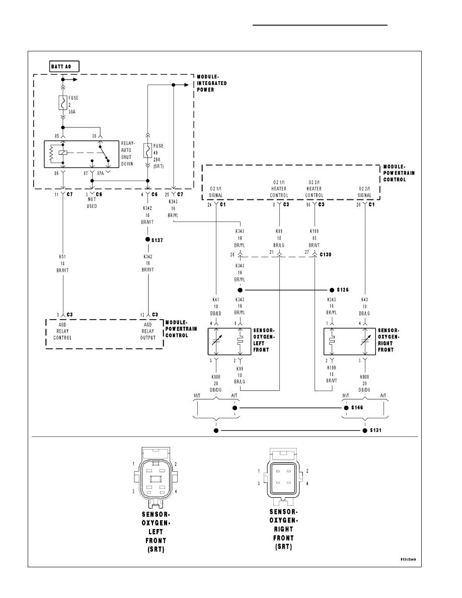 Dodge Ram Truck 1500-2500-3500. Manual - part 1146 on