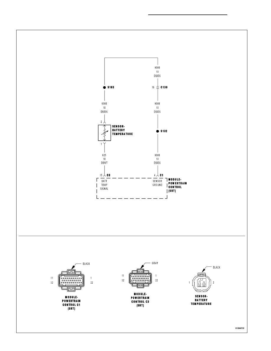 Dodge Ram Truck 1500-2500-3500. Manual - part 1261 on
