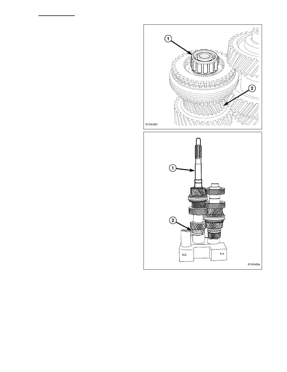dodge ram truck 1500 2500 3500 manual part 1554 rh zinref ru Getrag  Transaxles 6-Speed Getrag 238 Hemi