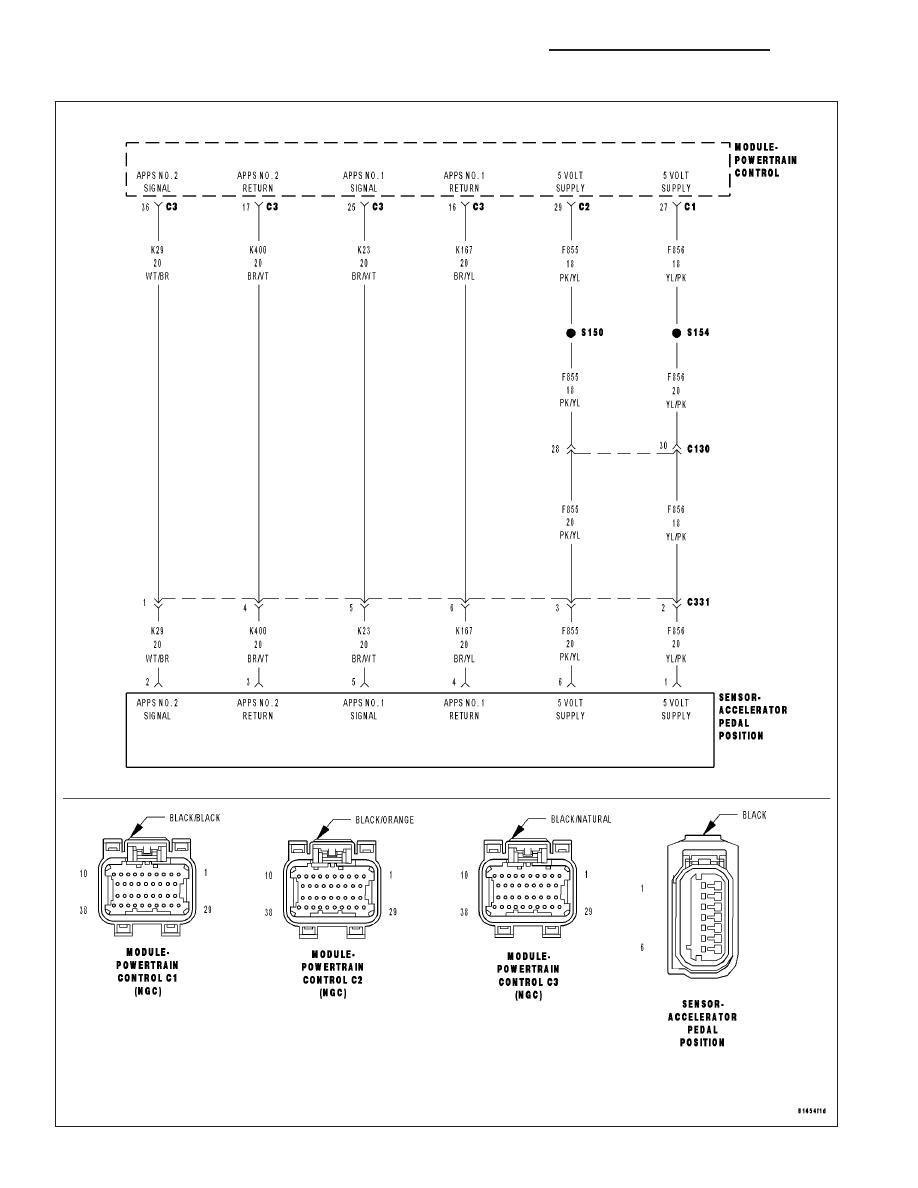 Dodge Ram 1500 Electrical Diagrams