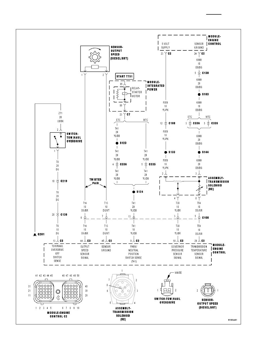 Dodge Ram Truck 1500-2500-3500  Manual - part 1757