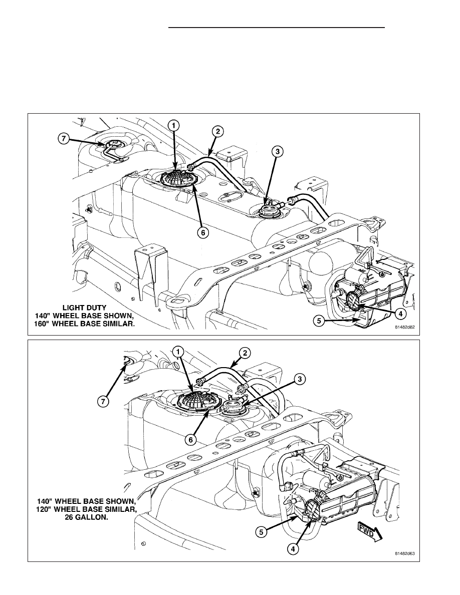 Dodge Ram Truck 1500 2500 3500 Manual Part 2087 Wiring Diagram Ground