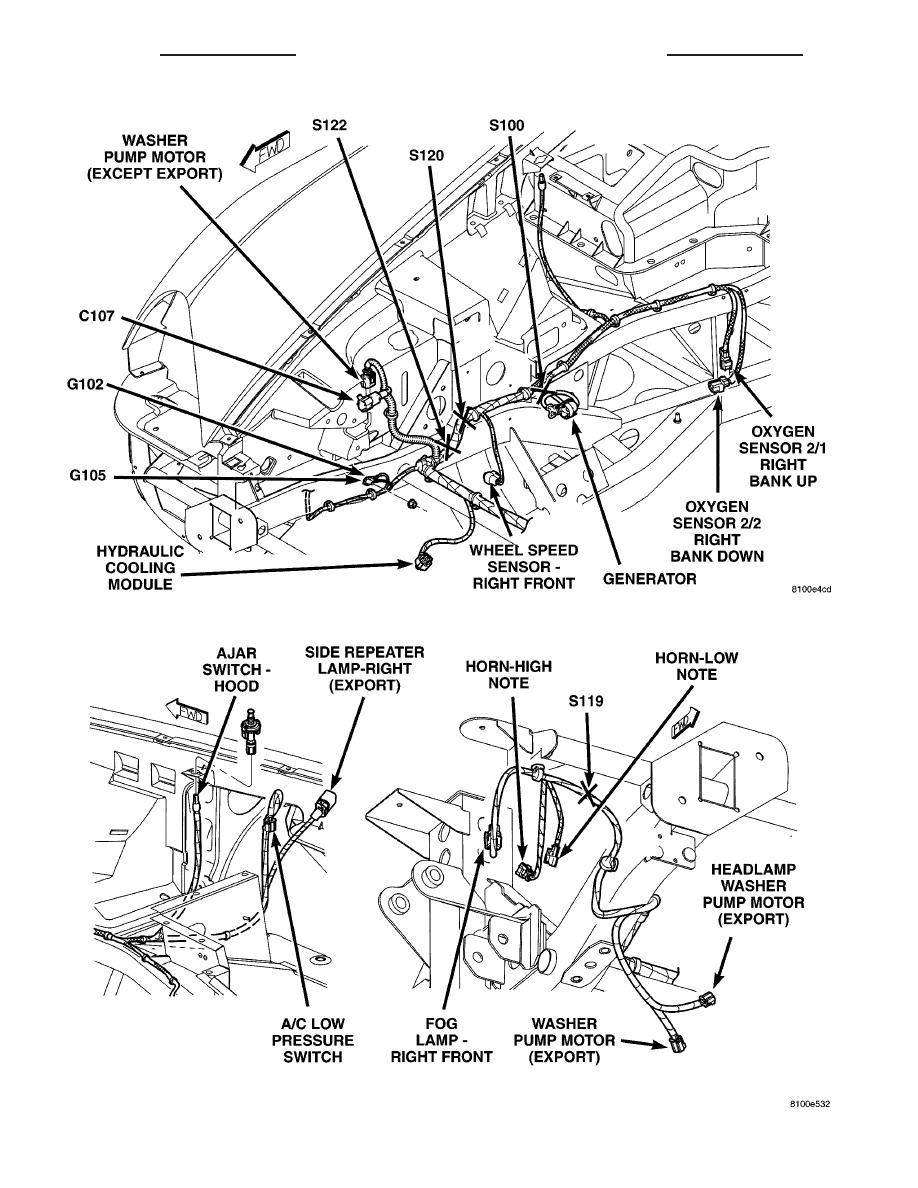 Dodge Viper SRT-10 (ZB). Manual - part 159Zinref.ru