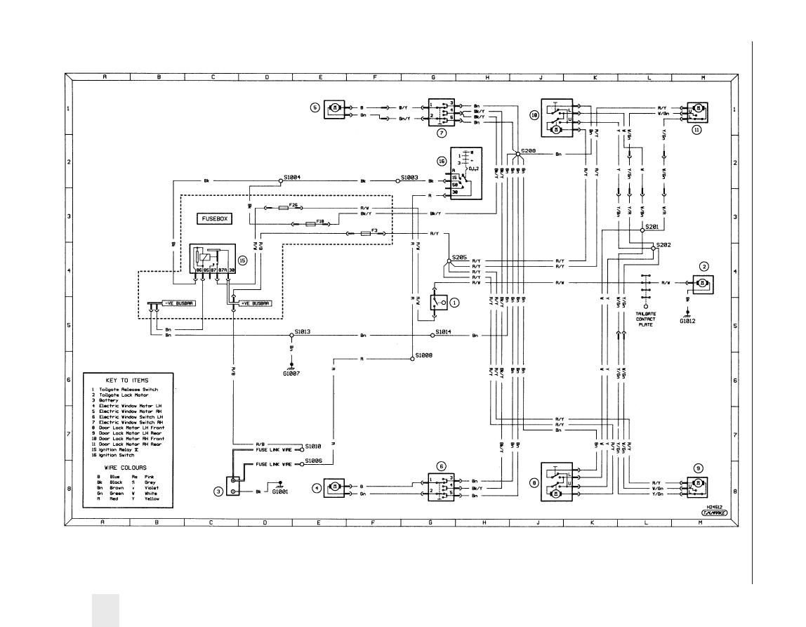1993 ford festiva wiring diagram | discus-pattern wiring diagram union -  discus-pattern.buildingblocks2016.eu  buildingblocks2016.eu