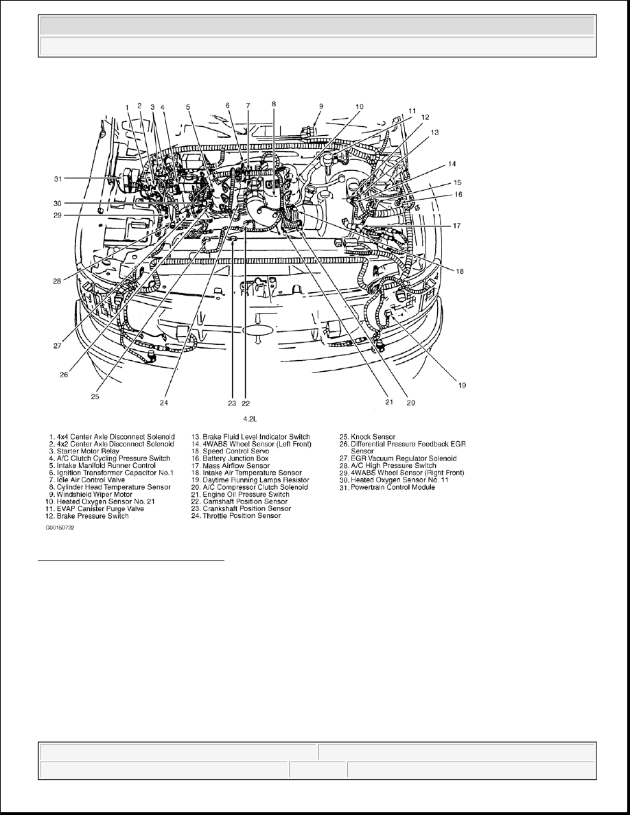 4 2l Ford Engine Intake Diagram | Wiring Library