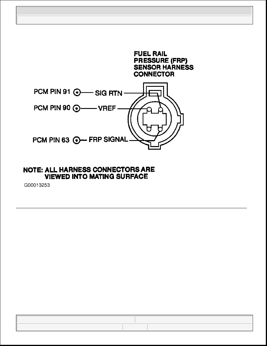 Ford F150 Pickup Instruction Part 1472 Wiring Terminals