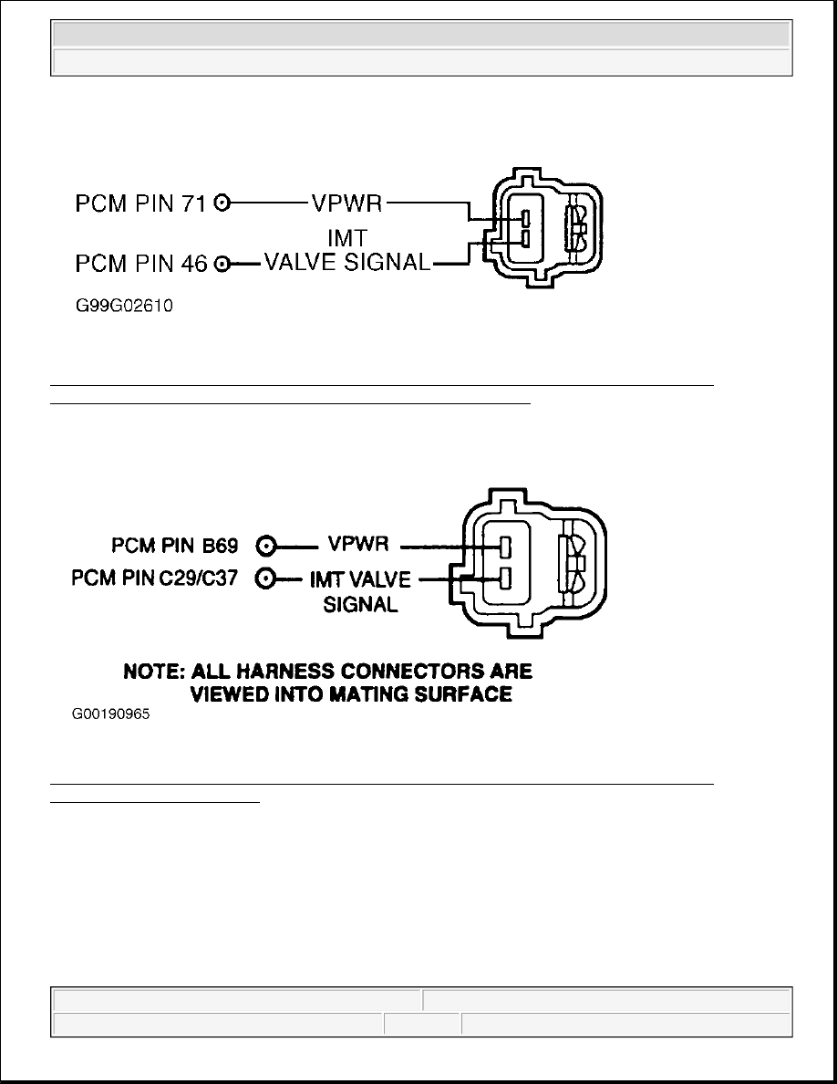 Ford F150 Pickup. Instruction - part 1523 F Solenoid Wiring Diagram Terminal on