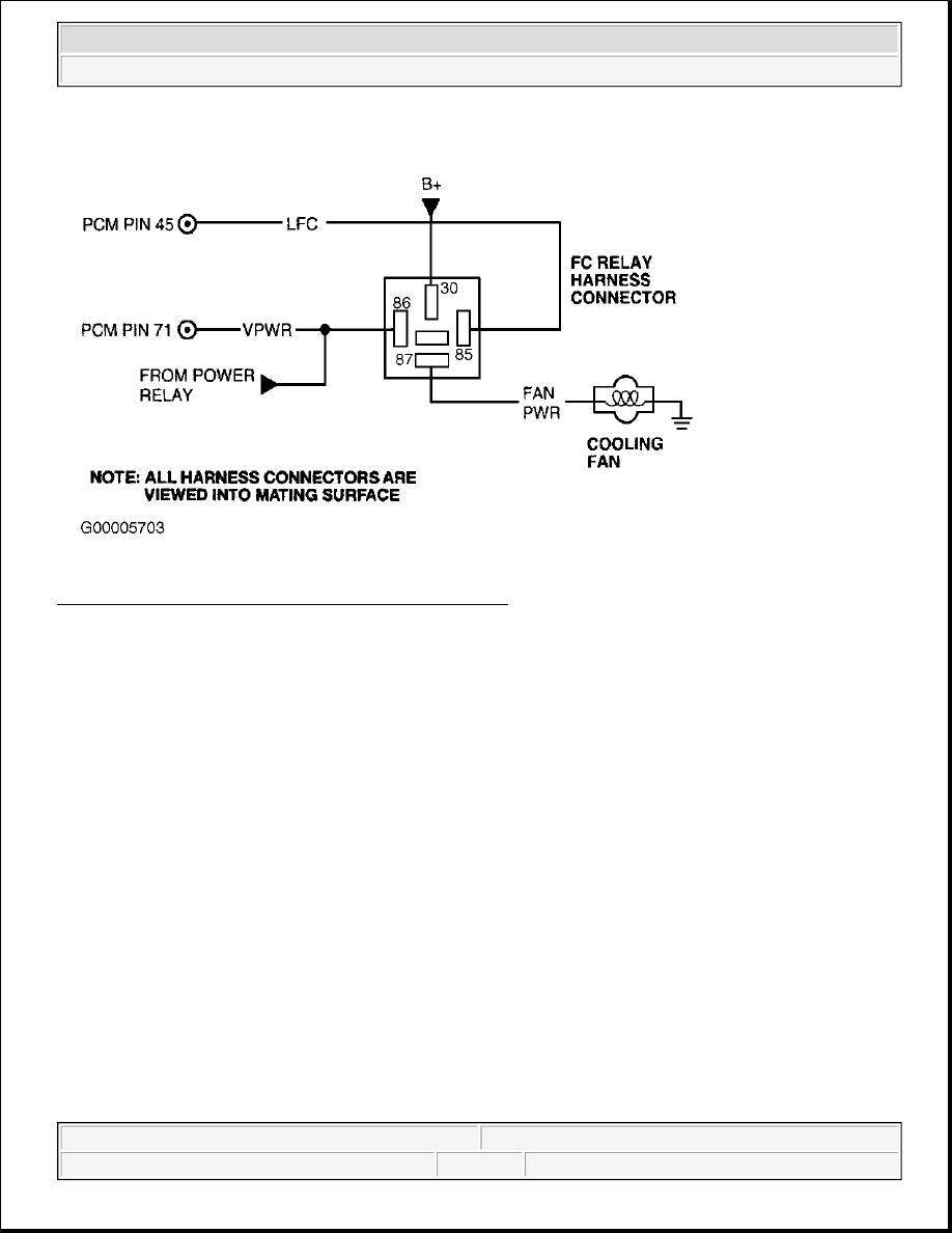 Ford F150 Pickup Instruction Part 1558 Relay Coil Voltage