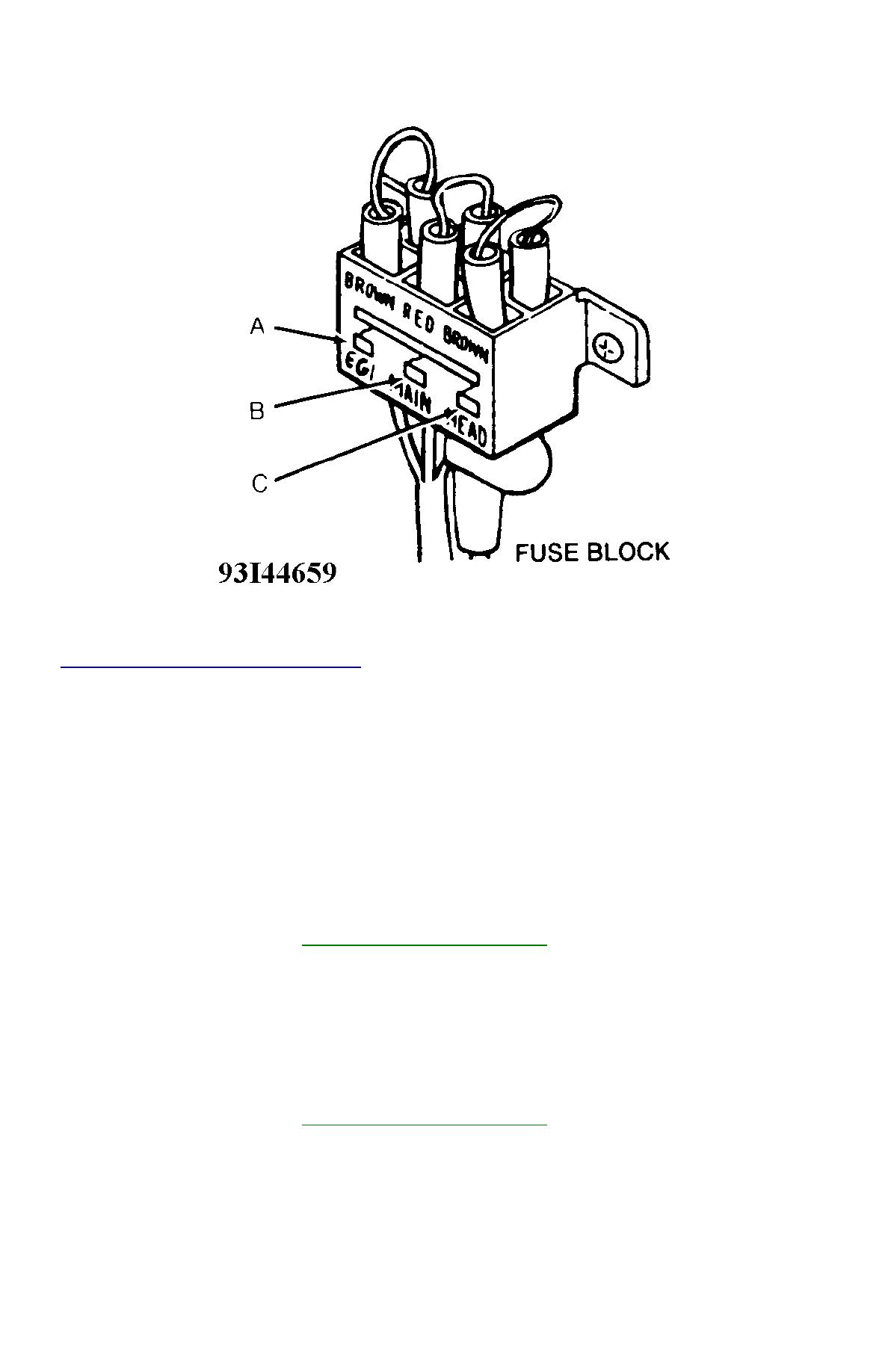 Ford Festiva. Instruction - part 13 | Ford Festiva Distributor Wiring |  | Zinref.ru