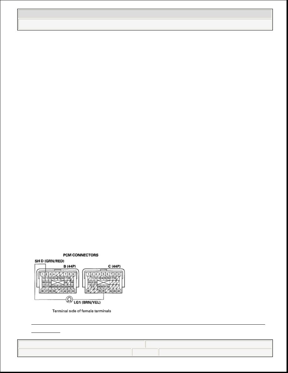 Honda Civic Automatic Transmission Solenoid How To Test A P0700 2000 Accord Schematic Wiring Diagram