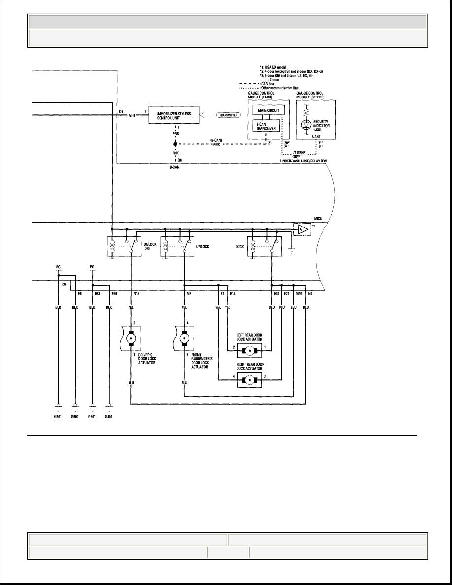 Honda Civic Manual Part 931 Powercontrollercircuitdiagram5png