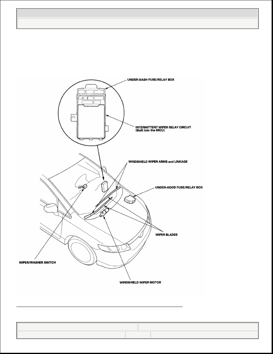 Honda Civic Manual Part 1102 Under Hood Fuse Relay Box 2006 08 Accessories Equipment