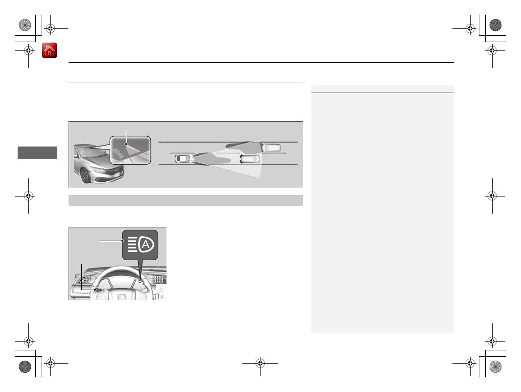 Honda Civic Coupe (2019 year)  Instruction - part 11
