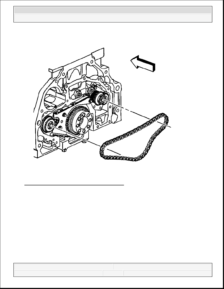 hummer h3 manual part 175 2006 Hummer H3 Accessories fig 340 view of balance shaft drive chain courtesy of general motors corp