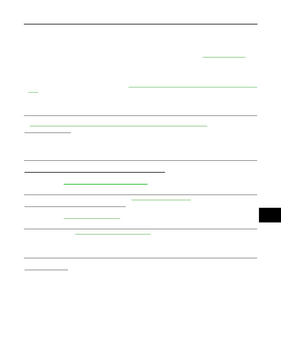 Infiniti Fx35 Fx50 S51 Manual Part 521 Smart Key