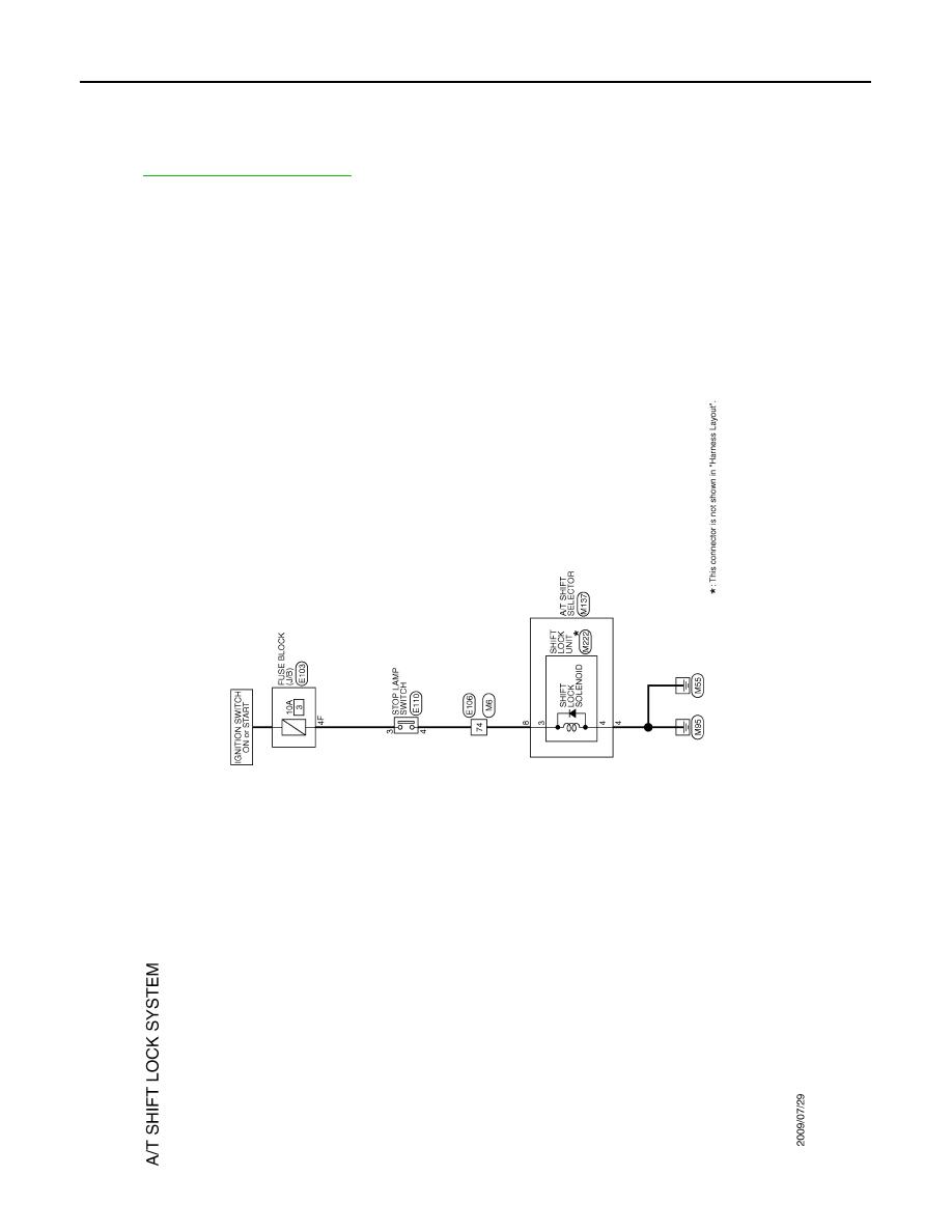Infiniti Fx35 Fx50 S51 Manual Part 1828 2009 Fuse Box Tm 122