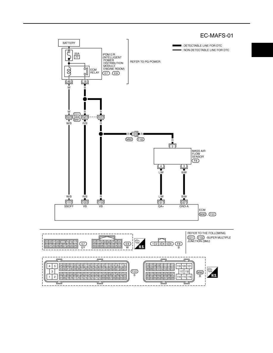 Infiniti FX35 / FX45. Manual - part 354Zinref.ru