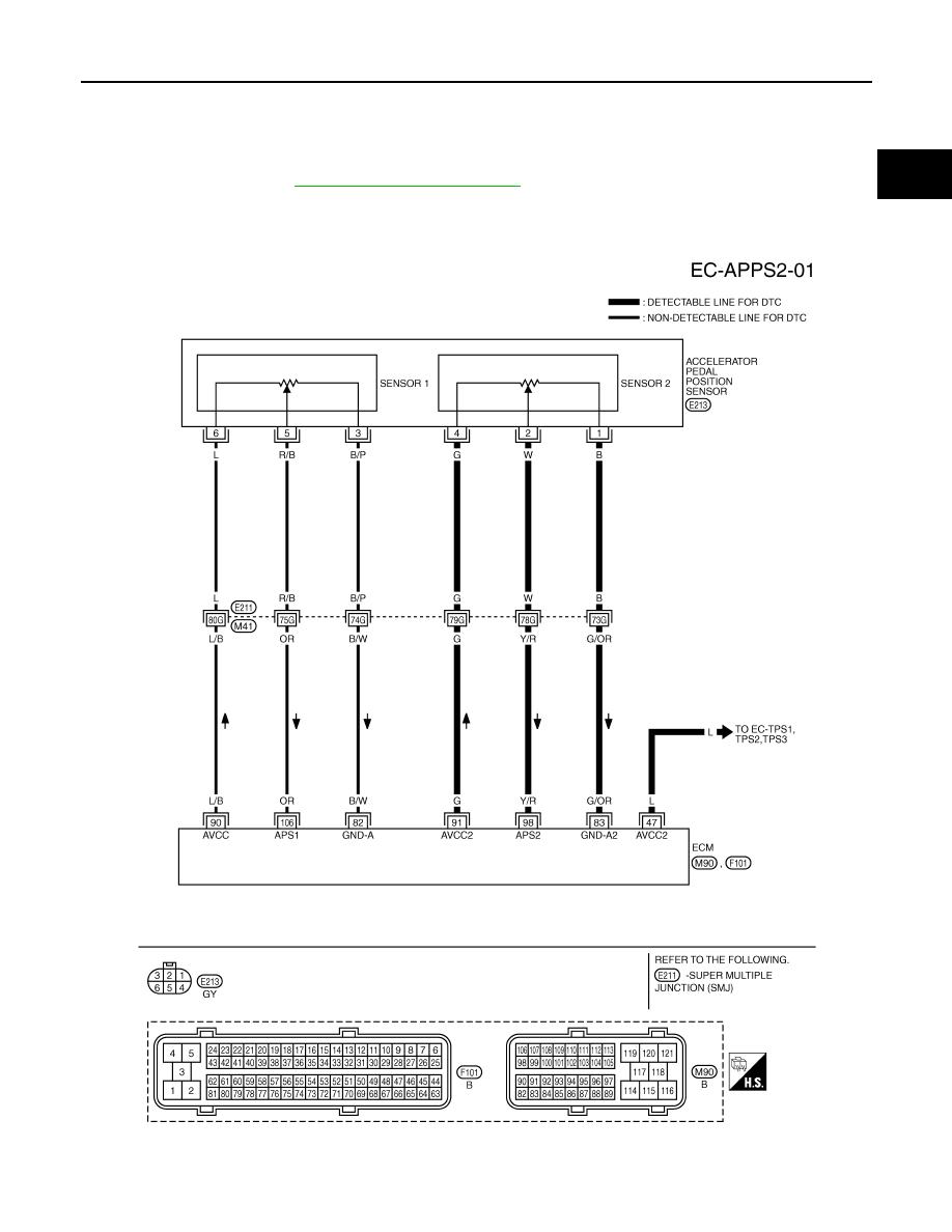 Infiniti FX35 / FX45. Manual - part 438Zinref.ru