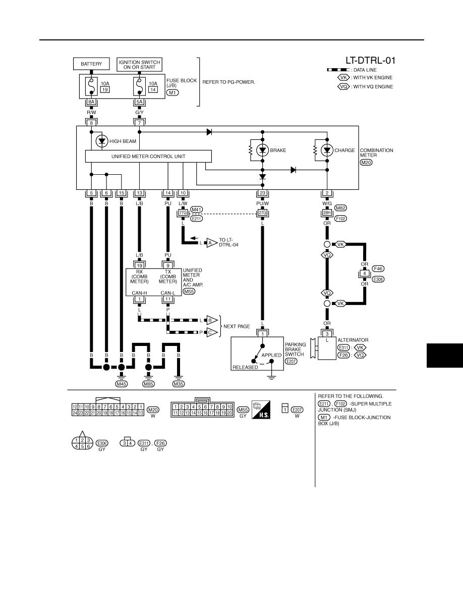 Infiniti Fx35 Fx45 Manual Part 785 Tail Light Wiring Diagram