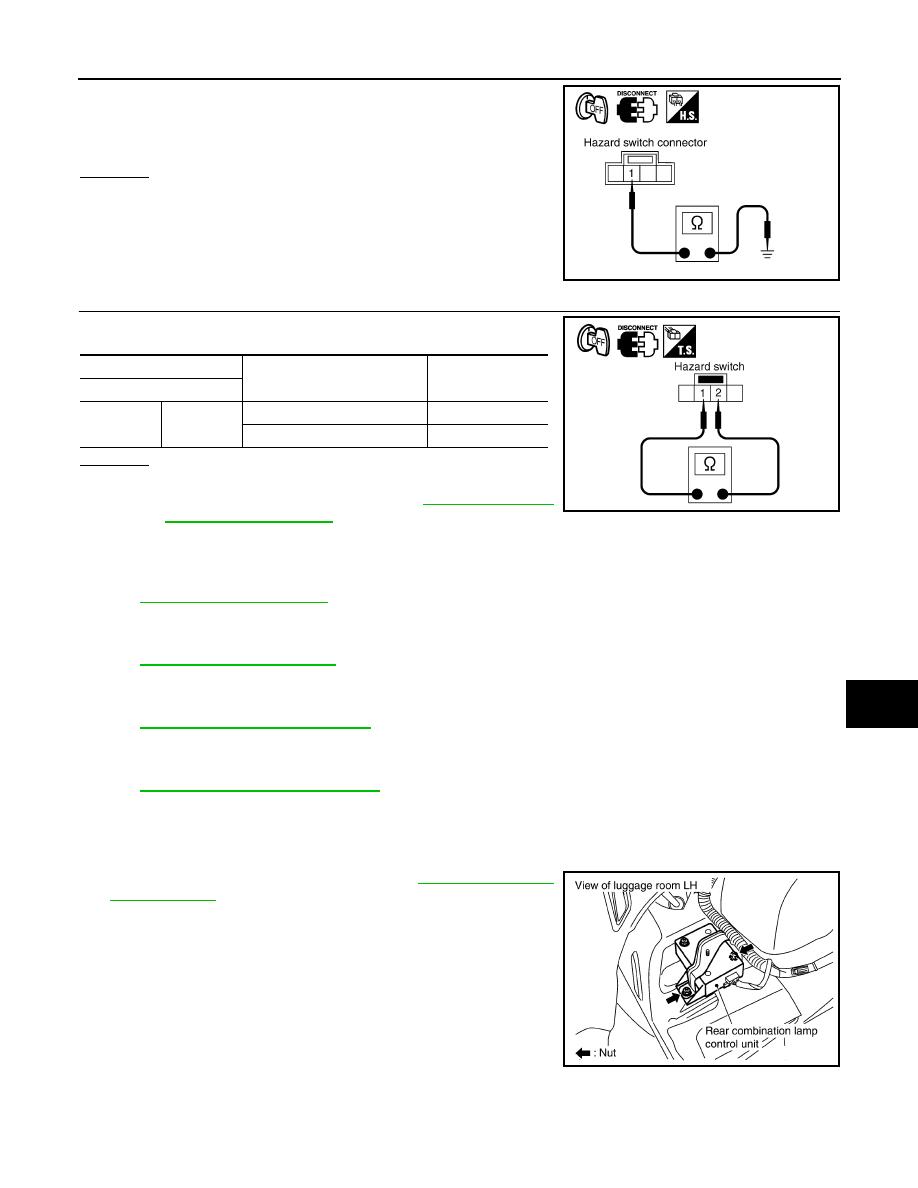 Infiniti Fx35 Fx45 Manual Part 800 Tail Light Wiring Diagram