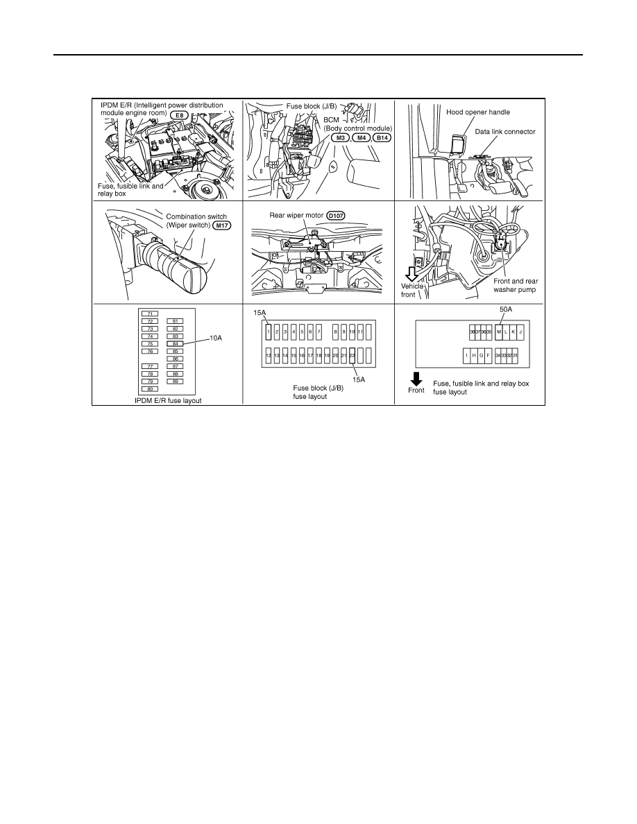 Infiniti Fx Fx35 Fuse Box Wiring Library 2005 Fx45 Manual Part 977