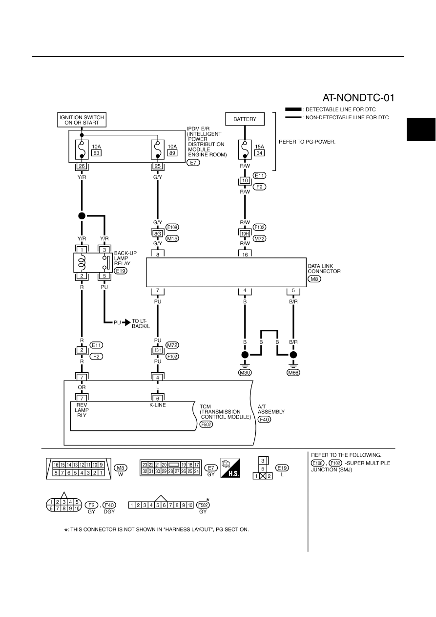Dlc Wiring Diagram G35 Electrical Diagrams Obd2 For Infiniti V35 Manual Part 47 G6
