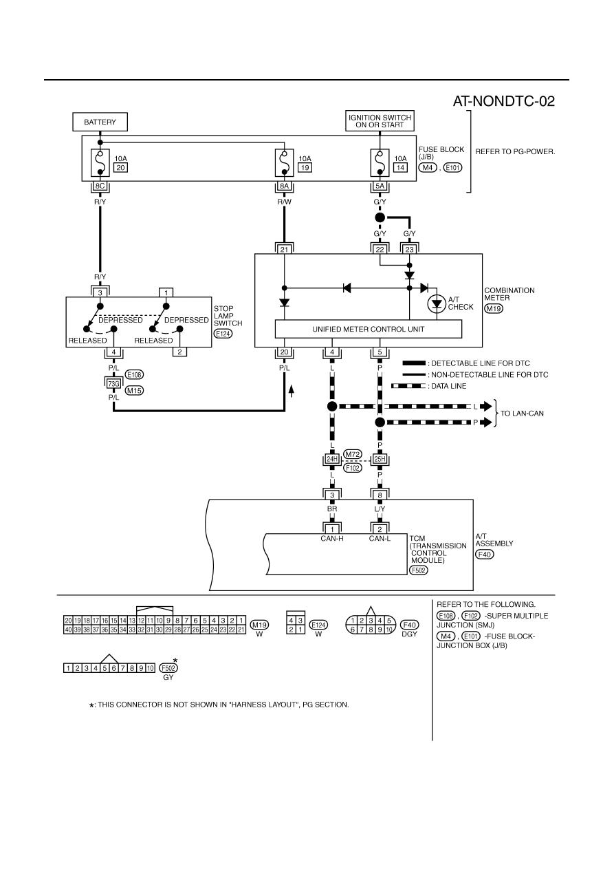 Dlc Wiring Diagram G35 Electrical Diagrams Obd2 For Infiniti V35 Manual Part 47 Ecu