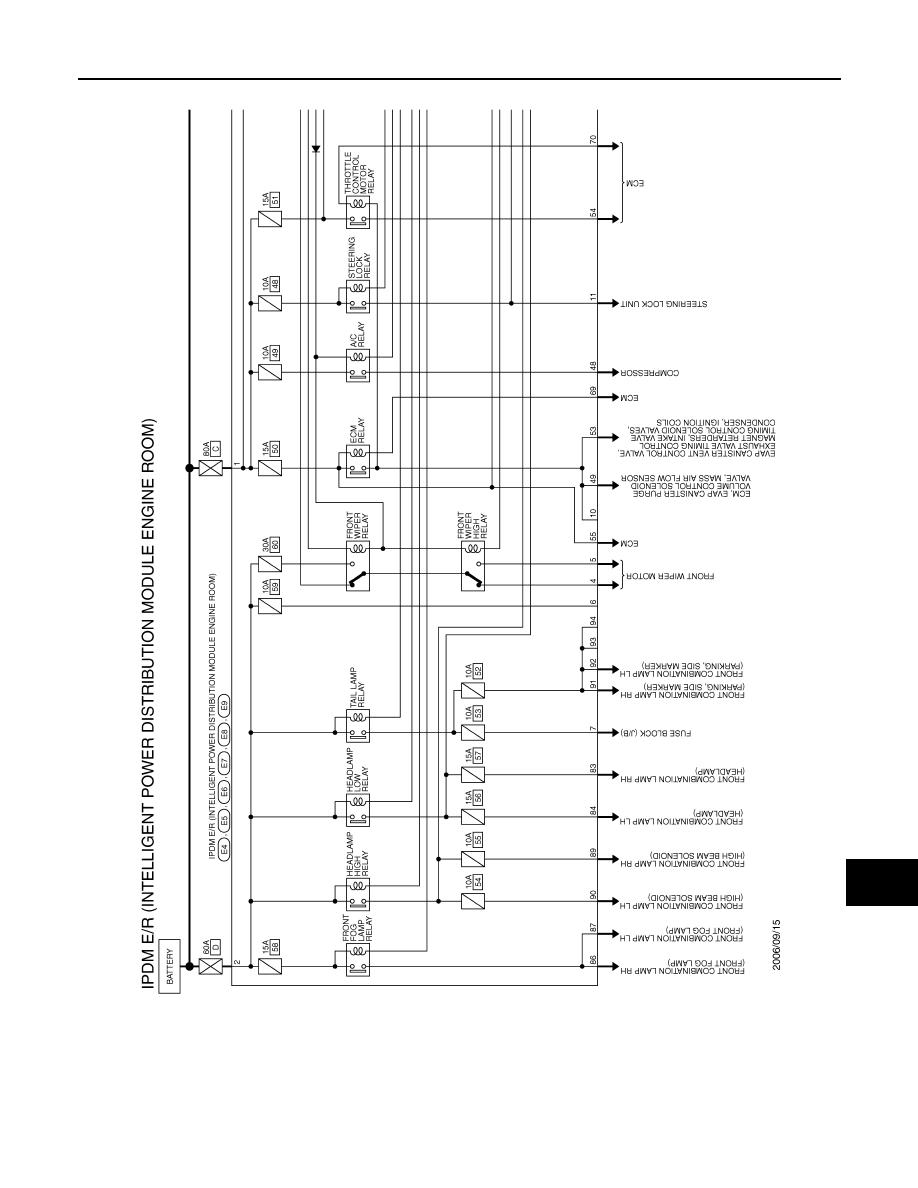 G35 Ipdm Diagram Blog About Wiring Diagrams Audio 2003 Infiniti Sedan V35 Manual Part 978