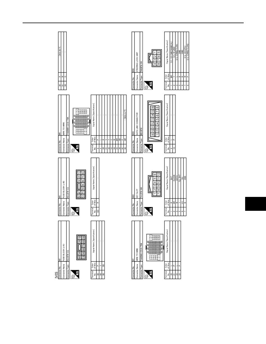 Infiniti G37 Coupe Manual Part 1170 Clock