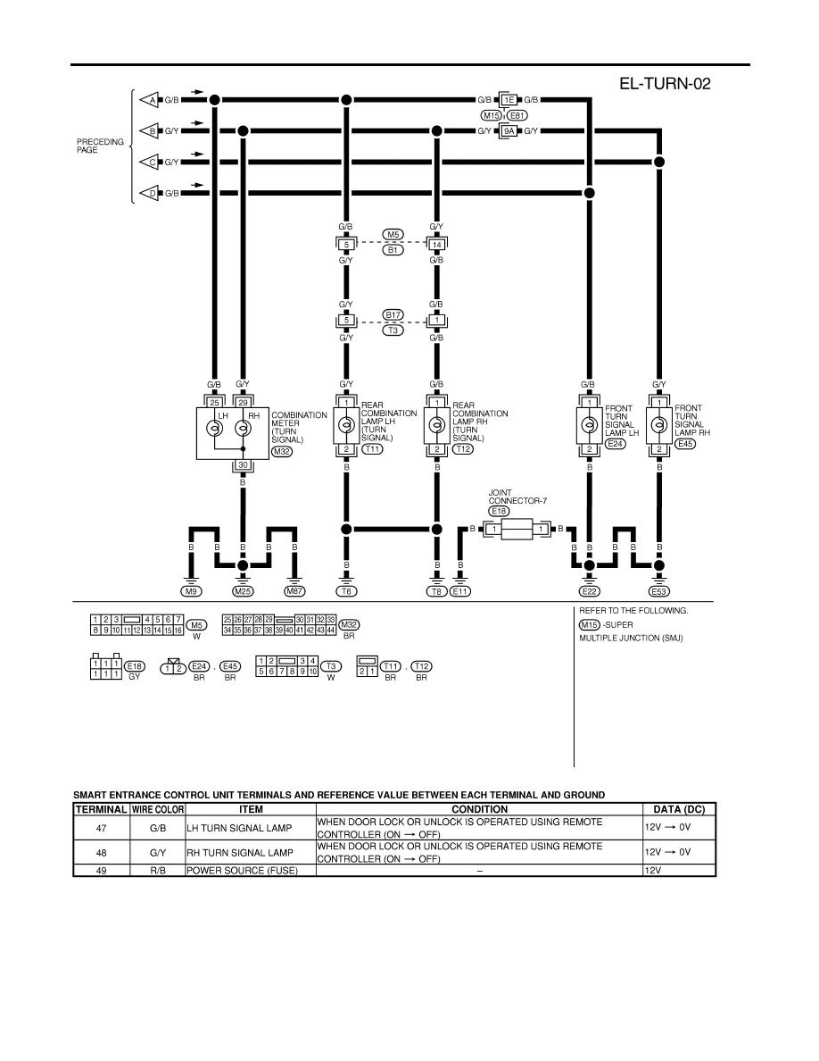 Infiniti I30 (A33). Manual - part 359Zinref.ru