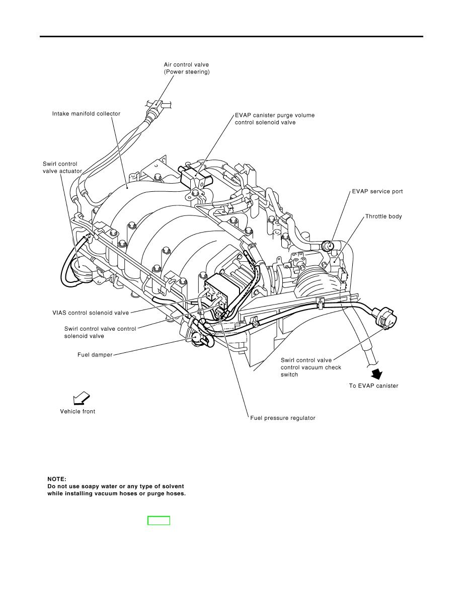 vacuum diagram for 1999 infiniti i30 expert schematics diagram rh  atcobennettrecoveries com 1999 Infiniti G20 Starter