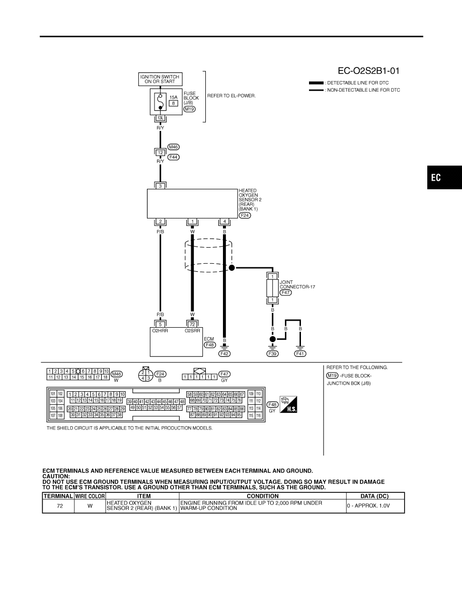 Infiniti I30 Ecu Wiring Diagram Starting Know About Mercedes Benz 2002 Ml500 Fuse Box A33 Manual Part 241 Rh Zinref Ru