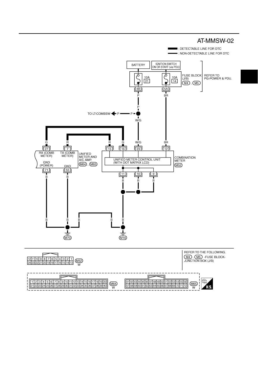 Infiniti M35/M45 Y50  Manual - part 61
