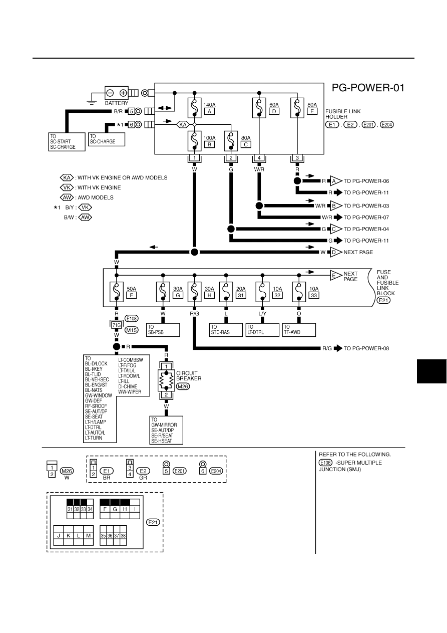 Infiniti M35 Wiring Diagram Wiring Library