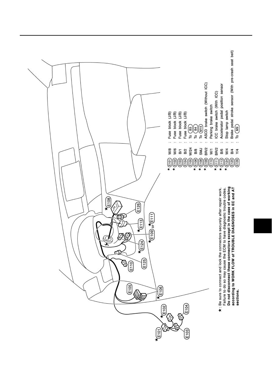 2006 m35 fuse box diagram wiring diagram database 2004 Infiniti G35 Fuse Diagram infiniti m35 m45 y50 manual part 982 2006 highlander fuse box diagram 2006 m35 fuse box diagram