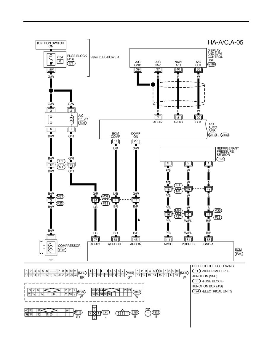 Surprising Infiniti Qx4 R50 Manual Part 459 Wiring Digital Resources Sapebecompassionincorg