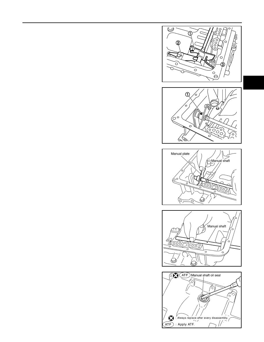 Infiniti Qx56 Z62 Manual Part 1333 Transmission Diagrams